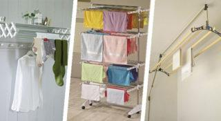 Как собрать сушилку для белья потолочную