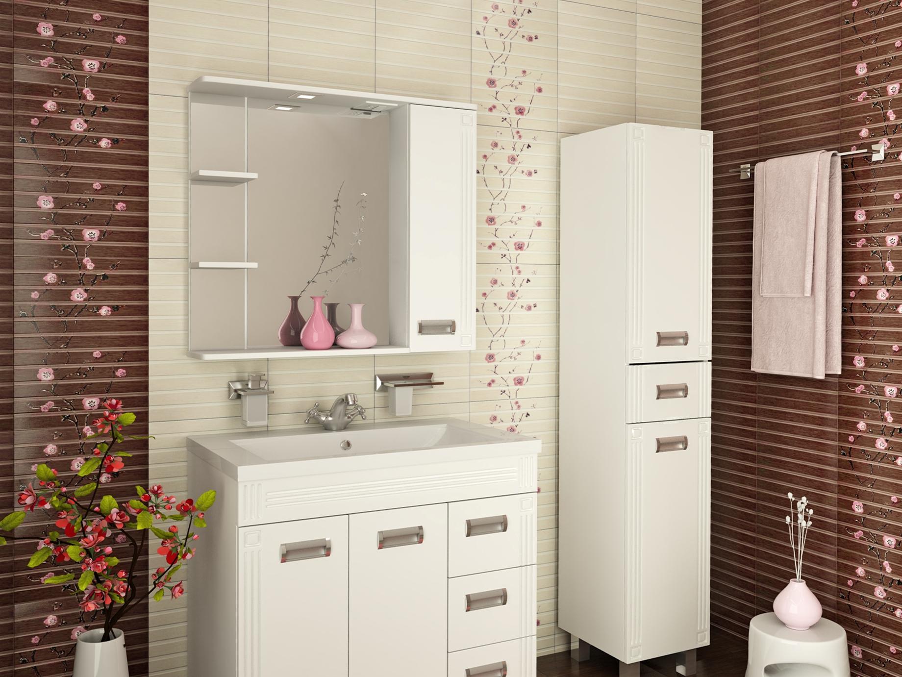 Как выбрать шкафчик для ванной?