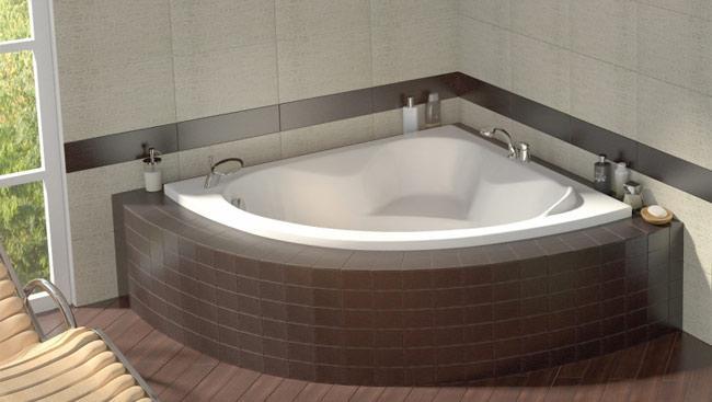 Сидячая ванна: преимущества и недостатки