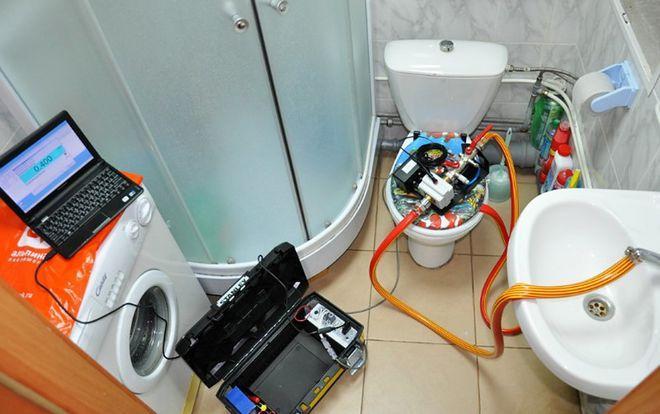 Как проверить водосчетчики без снятия