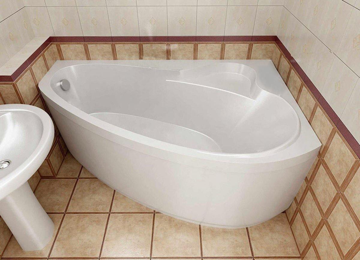 Длина стандартной чугунной ванны