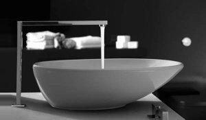 Накладная раковина для ванной комнаты. Стильно, по-европейски элегантно и удобно
