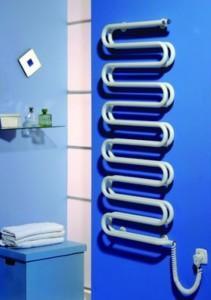 Подсоединение электрического полотенцесушителя