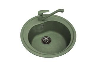 Мойка для кухни круглая