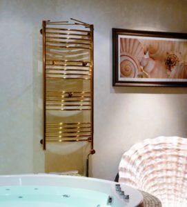 Полотенцесушитель Сунержа в ванной