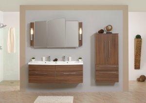Двойная раковина в ванную