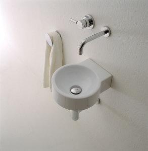 Фото мини раковины для туалета